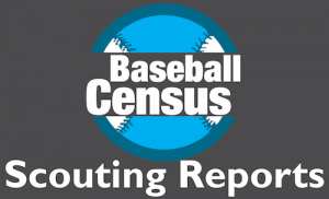 Tommy Acuna Santa Ana College baseball census scouting report
